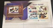 Australia fdc 2012 Technology