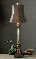 "TRENT XXL 33"" VINTAGE FRENCH RESTORATION INSPIRED TABLE LAMP LIGHT UTTERMOST"