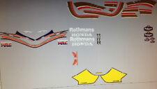 Honda NSR250 NSR250R NSR250R-SP MC28 Rothmans DECAL set