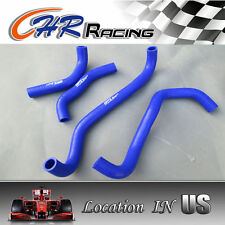 for HONDA ATC250R ATC 250R 1985 1986 silicone radiator hose kit BLUE new
