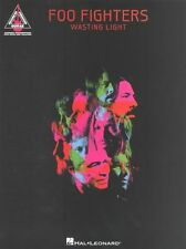 Foo Fighters Wasting Light Learn to Play Rock Guitar TAB Sheeet Music Book
