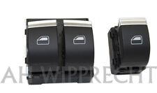 Original Audi Tuning Alu Schalter Chrom  A3 S3 8P A4 S4 8E A2 Fensterheber OEM