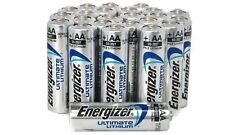 12 batterie STILO AA ENERGIZER LITIO ULTIMATE ULTRA LITHIUM 11X pile CORRIERE