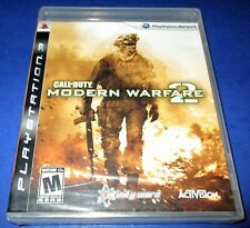 Call of Duty: Modern Warfare 2 Sony PlayStation 3 *Factory Sealed! *Free Ship!