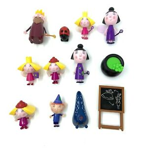 Ben & Holly Little Kingdom Figures CHOOSE YOUR OWN Nanny Plum Slug Free P&P