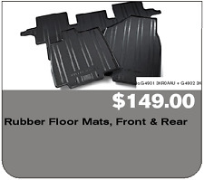 Brand New Genuine Nissan Pathfinder R52 Rubber Mats