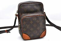 Authentic Louis Vuitton Monogram Amazone Shoulder Bag M45236 LV A2549