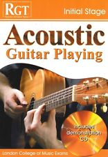 RGT ACOUSTIC GUITAR PLAYING Initial Stage +CD LCM*