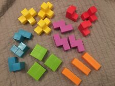 Chrono Bloks Board Game PIECES ONLY Parts Blocks Lot
