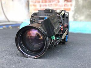 Vintage Angenieux 14-140mm 10x14 F1.6 Cinema Cine TV Zoom Lens B4 Mount