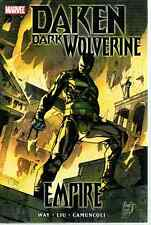 Daken Dark Wolverine Empire Hardcover 1st Print English Marvel Comics