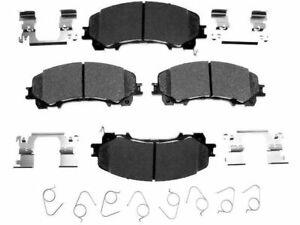 For 2016-2017, 2019-2020 Infiniti QX50 Brake Pad Set Front Akebono 88291TD
