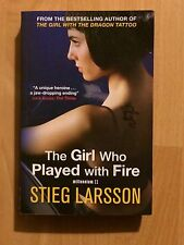 The Girl Who Played with Fire by Stieg Larsson (Paperback, 2009)