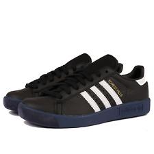 Resonar combustible Medicinal  Zapatillas deportivas de hombre negras adidas, piel | Compra online en eBay