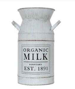 farmhouse decor Milk Can