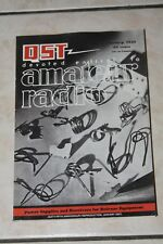 QST devoted entirely to AMATEUR RADIO January 1942 ( reproduction 2007)