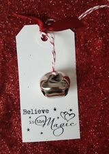 BELIEVE in the MAGIC - Christmas Tradition - Gift - Polar Express - Sleigh BELL