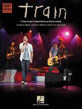 Train Sheet Music Easy Guitar Book NEW 000148643