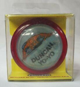 Spider Man 1978 Duncan Yo-Yo Magic Motion NOS Rare Collectable