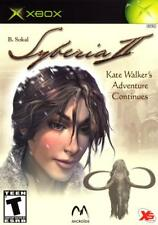 Syberia II: Kate Walker's Adventure Continues (Microsoft Xbox, 2004) Complete