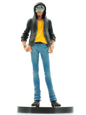 One Piece Sammelfigur Figur von Trafalgar Law mit Jeans Yellow Shirt