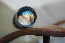 Auto 200mm F3.9 M42 screw mount lens