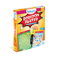 Boredom Buster - Keep Kids Engaged For Hours With Fun Educational Activity Pack