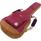 Ibanez IAB541-WR rouge - Housse guitare acoustique