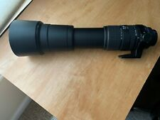 【NEAR MINT】Sigma AF Zoom 170-500mm f/5-6.3 D APO Lens For Nikon from Japan #1397