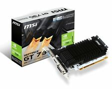 Scheda video Msi GeForce GT 730 2GB - Low Profile