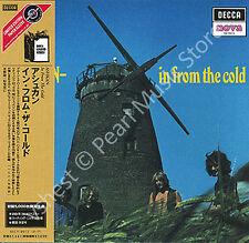 ASHKAN IN FROM THE COLD CD MINI LP OBI Bob Weston Fleetwood Mac rock new