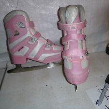 Girls sz 3 Jackson Soft ice skates