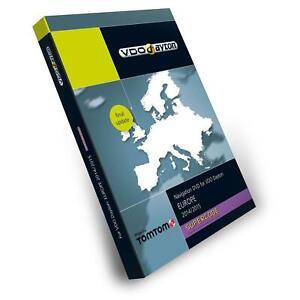 VDO-Dayton TomTom Tele Atlas Europa DVD C-IQ SUPERCODE 2014/2015