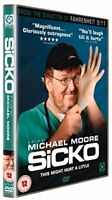 Sicko [DVD] [2007] [DVD][Region 2]