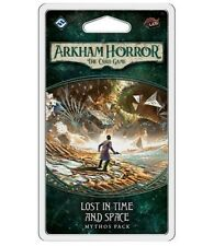 Arkham Horror LCG: Lost in Time and Space the sixth Mythos Pack NEW