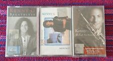 Kenny G ~ Lots of 3 Kenny G cassettes for sale ( Malaysia Press ) Cassette