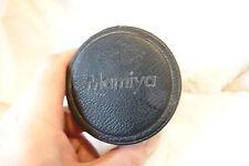 Mamiya Sekor 135mm F2.8 Hard Lens Case hieght 5 inches see photos