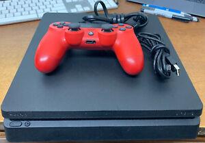 Sony PlayStation 4 Slim 500GB Black Console