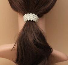 Modeschmuck-Armbänder mit Strass-Perlen-Stretch