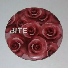 "Bite Beauty Rose Round Cosmetic Mirror 2"" from Love Set New"