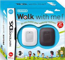 WALK WITH ME + 2 CONTAPASSI GIOCO ITALIANO DS