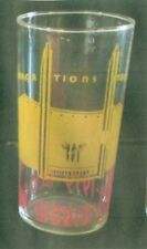 "1939 New York World's Fair ""Communications Building"" Glass"