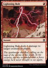 Lightning Bolt foil | nm | masters 25 | Magic mtg
