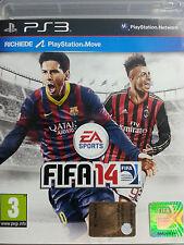 FIFA 14 PS3 COME NUOVO ITALIANO ORIG. 2014 - 15 EDIZIONE ITALIANA PLAYSTATION 3