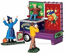 Lemax 53202 INTO THE WITCH'S BREW Spooky Town Table Accent Halloween Decor New I