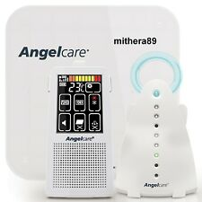 Angelcare AC701 DIGITAL TOUCH SCREEN Movement + Sound BABY MONITOR Breathing VGC