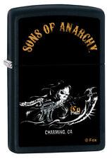 Zippo Sons of Anarchy SOA Collection 2017 NEU+OVP Samcro