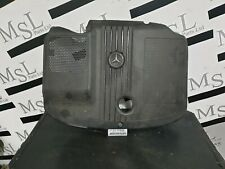 (TS) MERCEDES BENZ GENUINE W204 C CLASS ENGINE COVER A6510101467 (CRACKED)