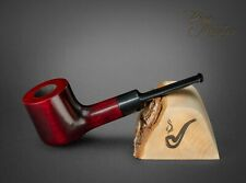 """Original BALANDIS Briar Smoking pipe Hand made Bent Poker /"""" CAPTAIN /"""" Morg Boss"""