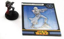 Star Wars Miniature: SEPARATIST COMMANDO # 10J90